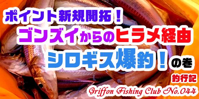 ポイント新規開拓!ゴンズイからのヒラメ経由、シロギス爆釣!の巻【釣行記】